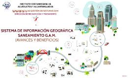 GIS - Dirección RyT (Tajos)