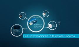 Copy of Las Contrataciones Públicas en Panamá