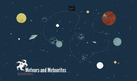 Meteors and Meteorites