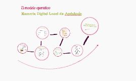 MDL Andalucía Modelo operativo