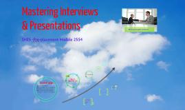 SHES-Mastering Interviews & Presentations
