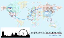 Competencias Interculturales (Inglaterra)