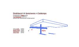 Presentació Distribució de benzineres a Catalunya