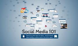 Social Media 101(Final)