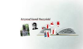 Krzyszof Kamil Baczyński