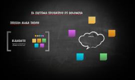 El sistema educativo de colombnia