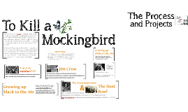 To Kill a Mockingbird context