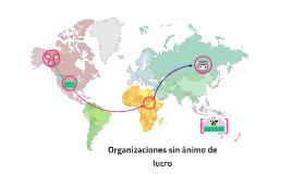Organizaciones sin ánimo de lucro