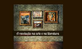 A revolução na arte e na literatura