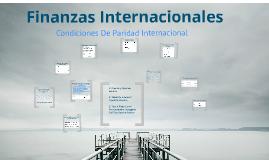 Condición De Paridad Internacional