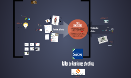 Copy of Taller Reuniones Efectivas F. SUCRE
