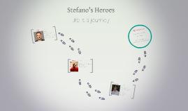 Stefano's Heros