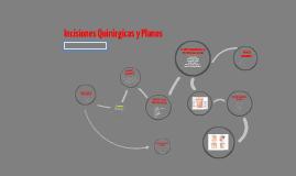 Copy of Incisiones Quirurgicas y Planos Quirurgicos