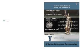 El Juicio Contencioso Administrativo