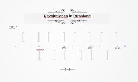 Revolutionen in Russland