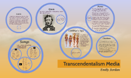 Transcendentalism Media