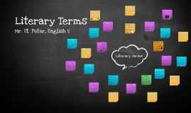 Copy of LIterary Terms