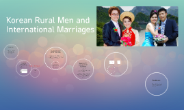 Korean Rural Men and