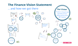 Copy of Finance Mission Statement