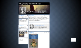 Mary Walker: Civil War Doctor