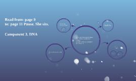 Component 3. DNA