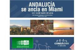 ¿Por qué Andalucía en Consumiami?