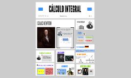 Copy of CÁLCULO INTEGRAL