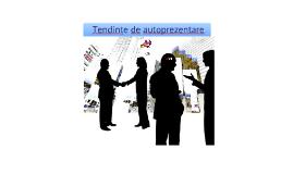 Psihologie Sociala (C.18) - Tendinte de autoprezentare