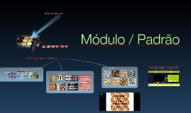 Módulo/Padrão - Educação Visual