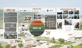 French - NES Ltd company presentation - English