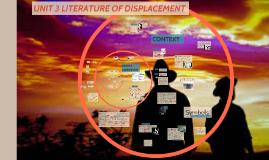 Unit 3 Literature of Displacement