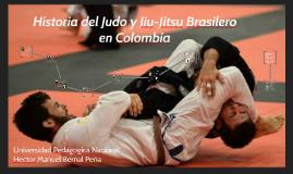 Historia del Judo y Jiu-Jitsu en Colombia