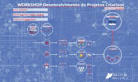 WORKSHOP - DESENVOLVIMENTO DE PROJETOS CRIATIVOS - Foco e Organização