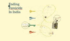 Femicide In India