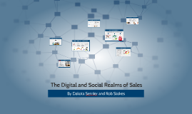 The Digital and Social Realms of Sales