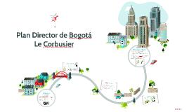 Plan Director de Bogotá
