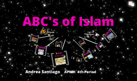 Copy of ABC's of Islam