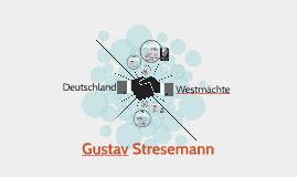 Copy of Gustav Stresemann