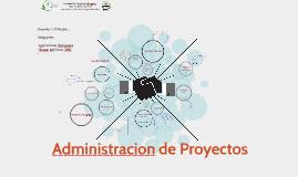 Copy of Copy of Copy of Administracion de Proyectos