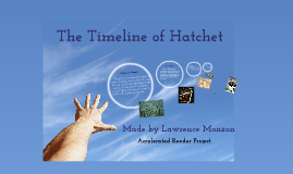 Timeline of Hatchet