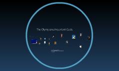 Copy of The Greek Gods