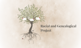 Racial and Genealogical Project