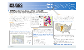 Open Access to the Gold Standard: NWIS Web Services & Snapshot Tool for ArcGIS
