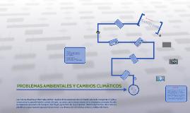 PROBLEMAS AMBIENTALES Y CAMBIOS CLIMATICOS