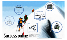 Creating a successful online presence
