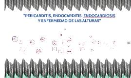 PERICARDITIS, ENDOCARDITIS, ENDOCARDIOSIS Y ENFERMEDAD DE LA