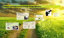 Greener Live Performances through Energy Efficiency