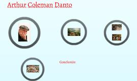Arthur Colemand Danto