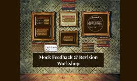 Mock Feedback & Exam Prep