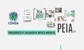 Copy of PROCEDIMIENTO DE EVALUACION DE IMPACTO AMBIENTAL